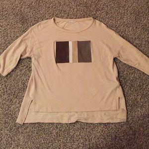 Zara statement shirt